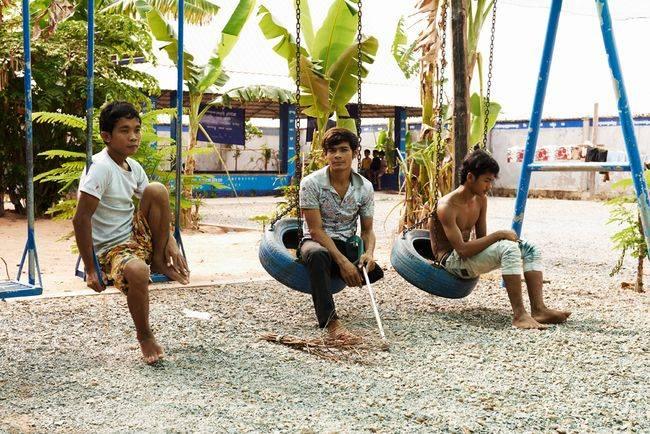 Landmine museum Cambodia