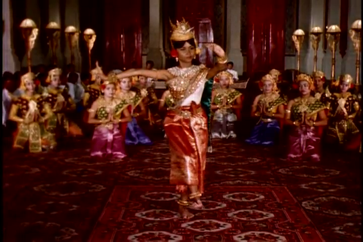 cambodian royal ballet dancer 1960s