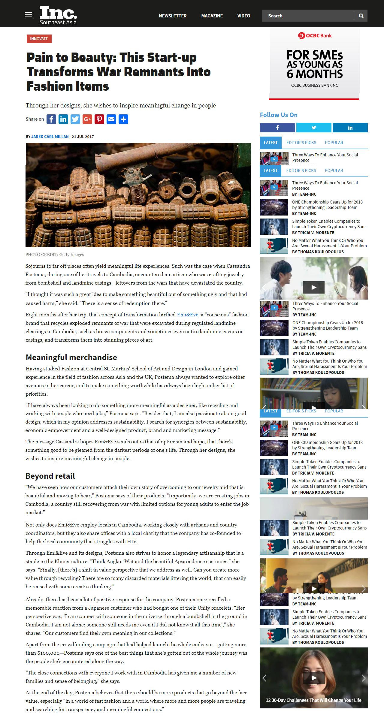inc asean article