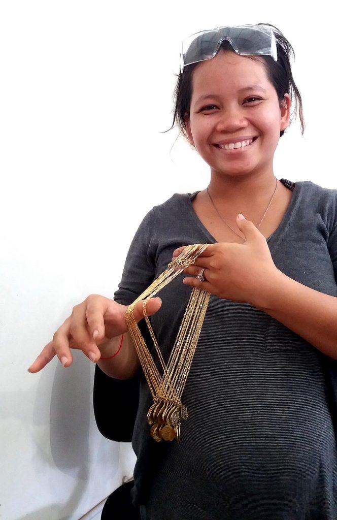 Ammo Naturae necklaces
