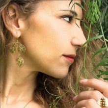 Naturae earrings