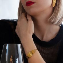 Juno bracelet on model