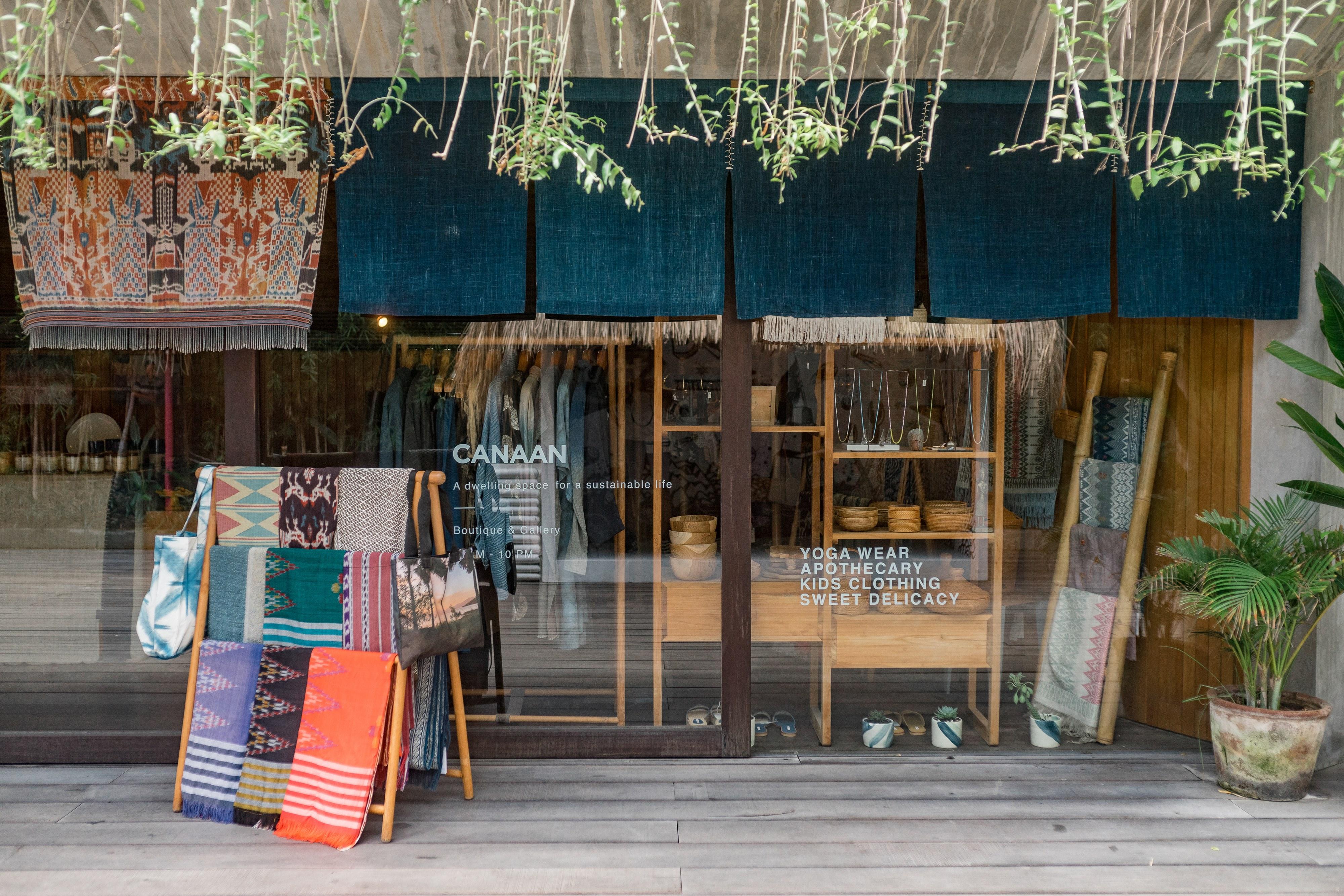 Canaan boutique Bali