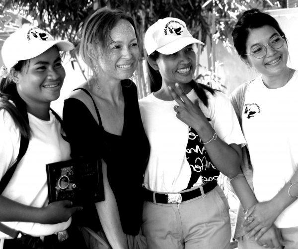 NPA demo girls with cassandra