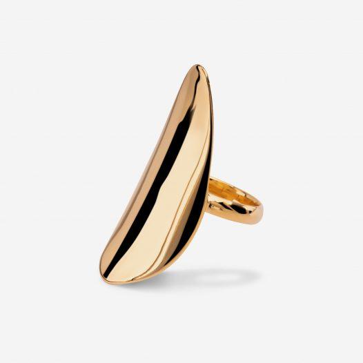 Juno leaf ring