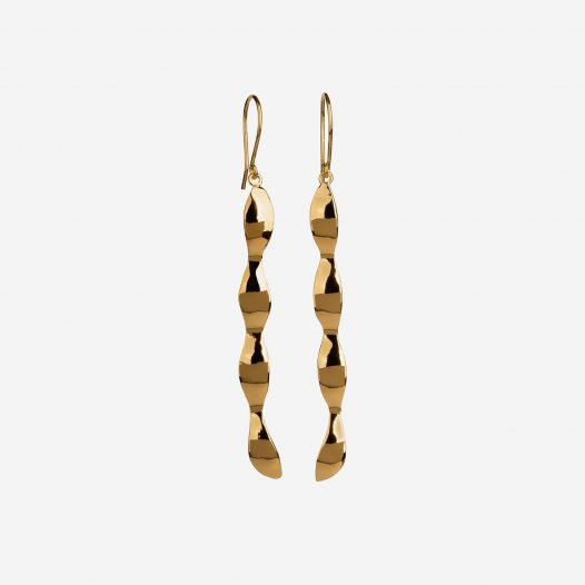 Tamarind shaped earrings